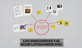 Copy of LAS VANGUARDIAS Y EL BOOM LATINOAMERICANO