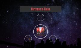 Chrismas in China