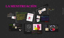 Copy of LA MENSTRUACION