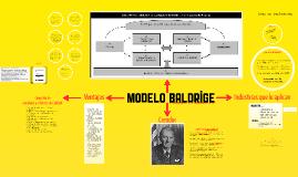 Modelo Baldrige