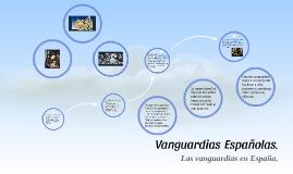 Vanguardias  Españolas.