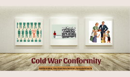 Conformity during the Cold War