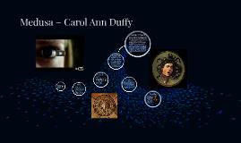 Copy of Medusa ~ Carol Ann Duffy