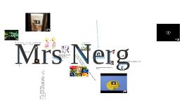 Mrs Nerg