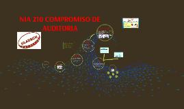Copy of NIA 210 COMPROMISO DE AUDITORIA