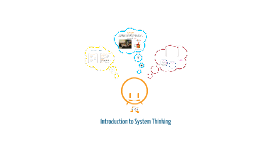 INTRO TO SYSTEM THINKING