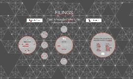 FILINGS