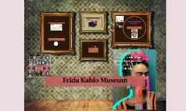 Copy of Frida Kahlo Museum