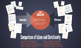 Comparison of Islam and Christianity Islamic Culture