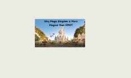 Copy of The Walt Disney Company