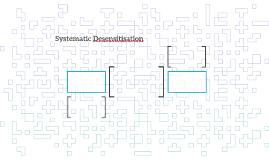 Systematic Densensitisation
