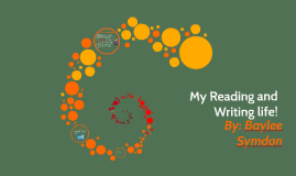 My Reading and Writing life!