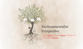 Environmentalist Perspective