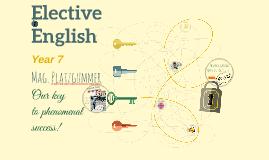 Elective English