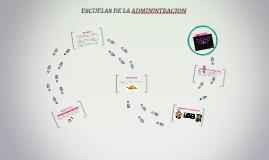 ESCUELA DE LA ADMINISTRACION EMPIRICA
