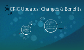 CPIC Updates: Changes & Benefits