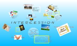 Prayer Intercession