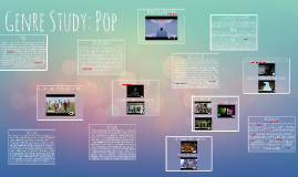 Genre Study: Pop