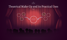 Theatrical Make-Up and its Practical Uses