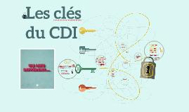 Présentation du CDI