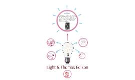 Light & Thomas Edison