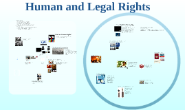 Human and Legal Rights