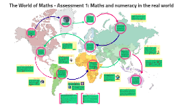 The World of Maths - Assessment 1