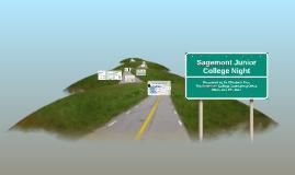 Sagemont Junior College Night