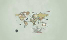 4 Major Battles Of WW1