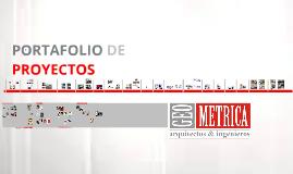 GEOMETRICA ARQUITECTOS portafolio