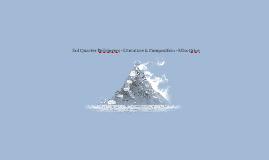 15/16 3rd Quarter Bellringers - Literature & Composition