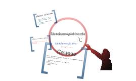 Metahemoglobinemia