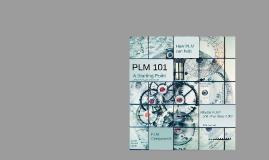 Copy of PLM 101