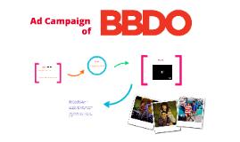 BBDO Ad Campaign