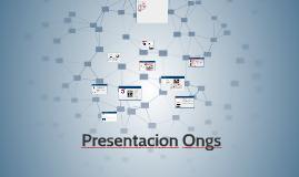 Presentacion Ongs