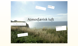 Copy of Atmosfærisk luft