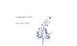 English Language center