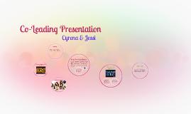 Co-Leading Presentation