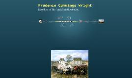 Prudence Cummings Wright