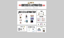 BENEFICIOS DE LA A. FÍSICA