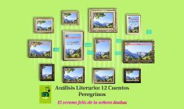 Análisis Literario: 12 Cuentos Peregrinos