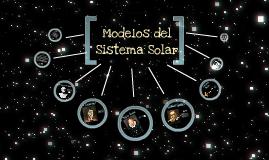 Modelos del Sistema Solar