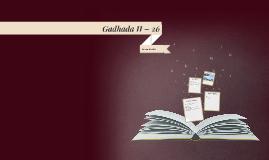Gadhada II – 26