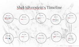 Copy of Shel Silverstein's Timeline