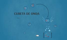 CUBETA DE ONDA