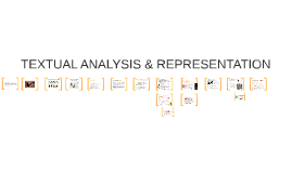 Section A. TEXTUAL ANALYSIS & REPRESENTATION