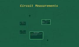 Circuit Measurements