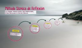 Método Sísmico de Reflexión