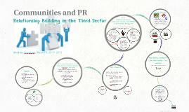 Communities and PR