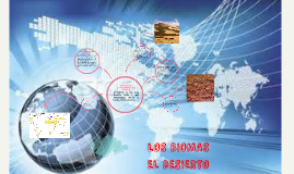LOS BIOMAS EL DESIERTO
